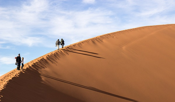 Namibia Hiking