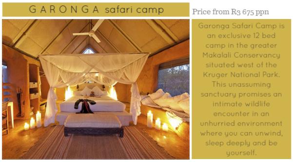 garanga safari lodge