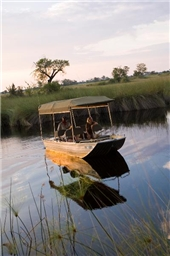 Moremi Safaris - Xakanaxa Camp