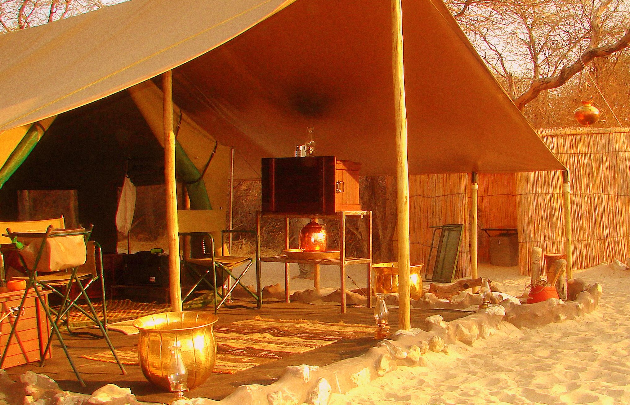 Meno A Kwena Tented Camp & Safaris