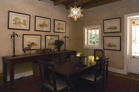 Halstead Farm Dining Room