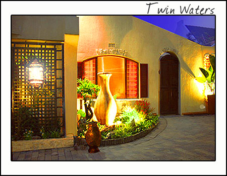 Twin Waters (B&B, Room only, Self Catering)