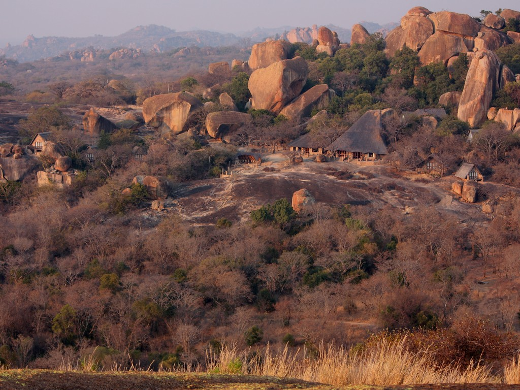 Big Cave Camp, Matobo Hills