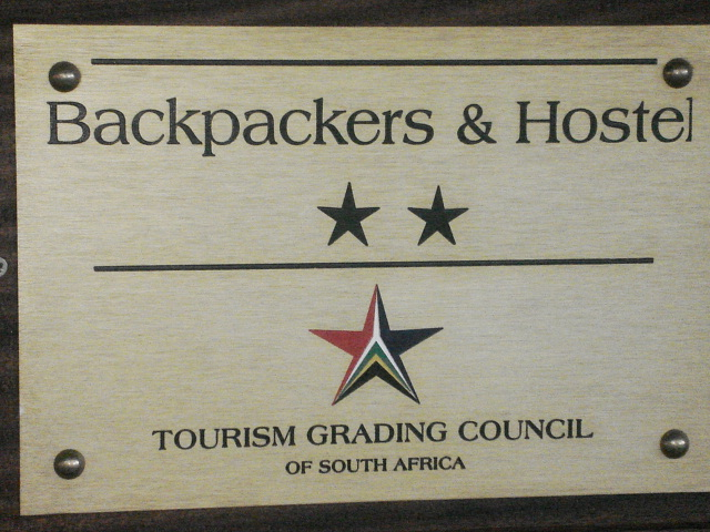 TWO STARS ACCREDITED BACKPACKERS HOSTEL