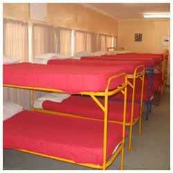 OPEN HOSTEL ACCOMMODATION