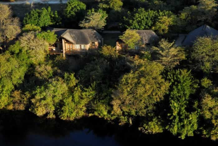 Namushasha Lodge